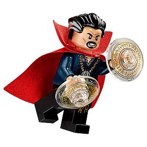 Marvel Comics SuperHeroes Minifigure: Doctor Strange (Movie Version)