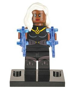 Marvel Comics SuperHeroes Minifigure: Storm (ML-195)
