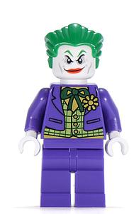 DC Comics SuperHeroes Minifigure: The Joker