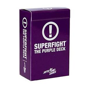 Superfight: The Purple Deck (Scenarios)