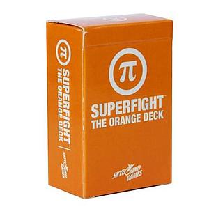 Superfight: The Orange Deck (Geek)