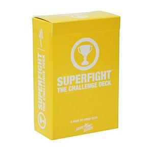 Superfight: The Yellow Deck (Challenge)