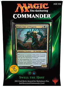 Magic the Gathering: Commander 2015 - Swell the Host Deck