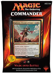 Magic the Gathering: Commander 2015 - Wade into Battle Deck