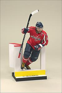 McFARLANE NHL Series 26 Alex Ovechkin (Washington Capitals) Red Jersey