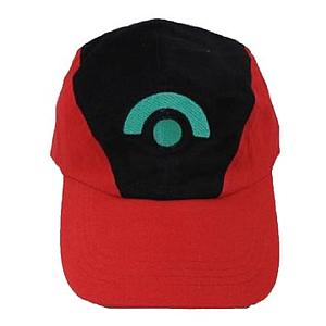 Pokemon Cosplay Hat / Cap Ash Ketchum's (Advanced Generation)