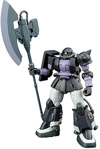 Gundam High Grade Gundam The Origin 1/144 Scale Model Kit: #005 MS-06R-1A Zaku II High Mobility Type (Ortega)