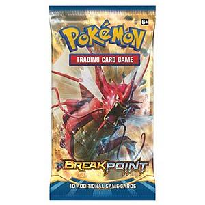 Pokemon Trading Card Game: XY9 Breakpoint Booster Pack