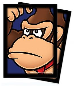 Deck Protectors Super Mario Brothers - Donkey Kong 65 Standard Sized Card Sleeves