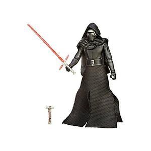"Star Wars The Black Series The Force Awakens 4"" Action Figure Kylo Ren Exclusive"