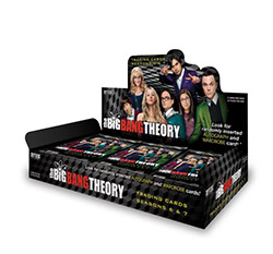The Big Bang Theory Trading Cards: Season 6-7 Booster Box