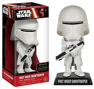 Wacky Wobblers Star Wars The Force Awakens Snowtrooper (Vaulted)