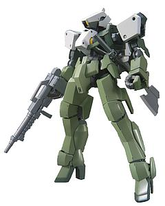 Gundam High Grade Iron-Blooded Orphans 1/144 Scale Model Kit: #004 Graze Custom