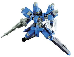 Gundam High Grade Iron-Blooded Orphans 1/144 Scale Model Kit: #003 McGillis's Schwalbe Graze