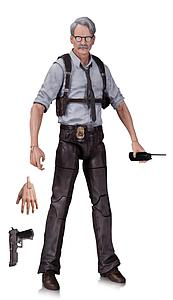 "Batman Arkham Knight 7"" Action Figure: Commissioner Gordon"