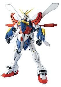 Gundam Master Grade 1/100 Scale Model Kit: G Gundam