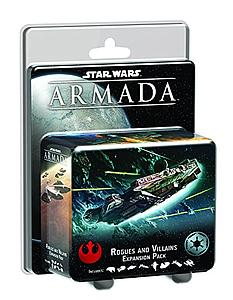 Star Wars Armada: Rogues & Villains Expansion Pack