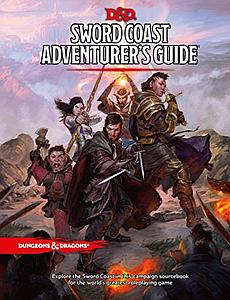 Dungeons & Dragons: Sword Coast Adventure's Guide