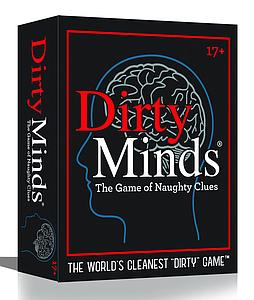 Dirty Minds: The Game of Naughty Clues