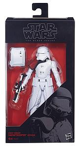 "Star Wars The Force Awakens The Black Series 6"" First Order Snowtrooper Officer TRU Exclusive"