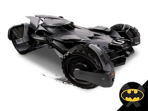 Hot Wheels 2015 Batman Die-Cast: Batman v Superman Batmobile (230/250)