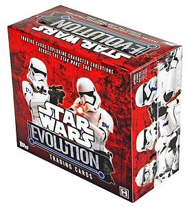 2016 Star Wars: Evolution Hobby Box