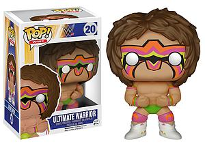 Pop! WWE Vinyl Figure Ultimate Warrior #20 (Vaulted)