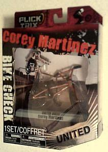 Flick Trix Corey Martinez Bike Check United