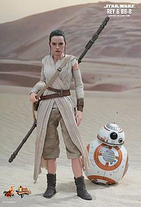Rey and BB-8 (MMS337)