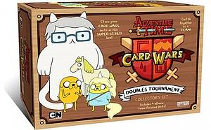Adventure Time Card Wars: Doubles Tournament