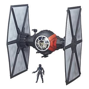 Star Wars The Black Series The Force Awakens - First Order Special Forces TIE Fighter with Pilot