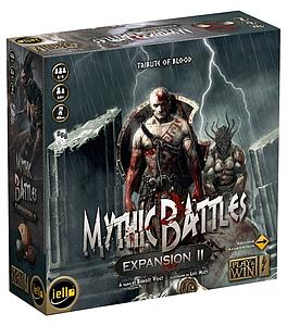 Mythic Battles: Tribute of Blood Expansion 2