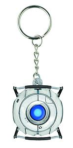 Portal 2 Wheatley Keychain