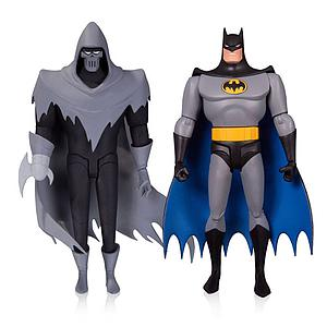 Batman The Animated  Movie Mask Of The Phantasm Action Figure 2-Pack Series - Batman & Phantasm #22