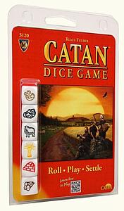 Catan Dice Game