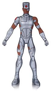 DC Comics Designer Series Action Figure: Cyborg