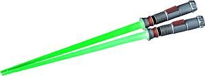 Star Wars Luke Skywalker Light Up Chopsticks (Return of The Jedi Version)