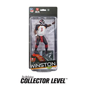 NFL Sportspicks Series 37 Jameis Winston (Tampa Bay Buccaneers) Collector Level