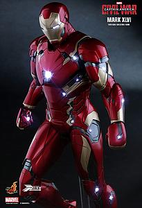 Iron Man Mark XLVI (PPS003)