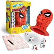 Yahtzee Spiderman