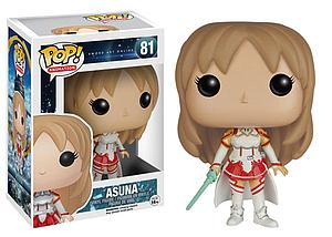 Pop! Animation Sword Art Online Vinyl Figure Asuna #81