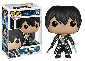 Pop! Animation Sword Art Online Vinyl Figure Kirito #82