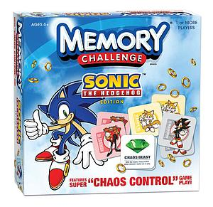 Memory Challenge: Sonic the Hedgehog Edition