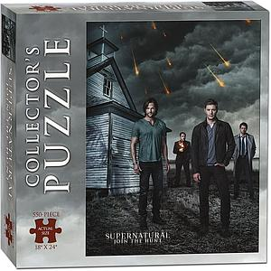 Puzzle: Supernatural Join the Hunt
