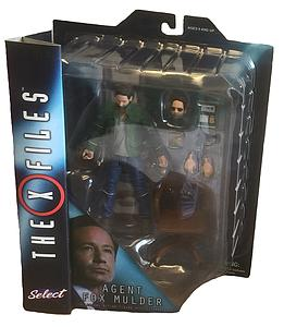 X-Files Series 2 Action Figure: Agent Fox Mulder