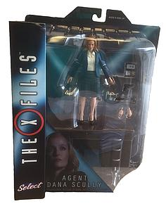 X-Files Series 2 Action Figure: Dana Scully