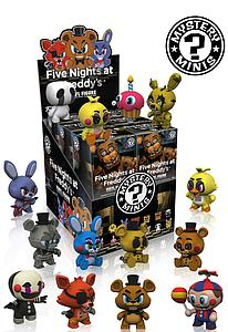 Mystery Minis Blind Box: Five Nights at Freddy's (12 Packs)
