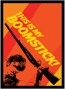 Card Sleeves 50-pack Standard Size: Boomstick