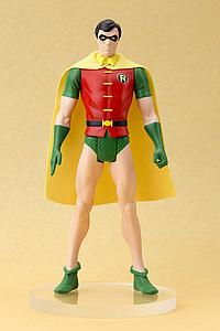Super Powers ARTFX+ Statue: Robin Classic