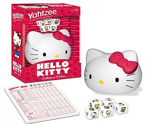 Yahtzee: Hello Kitty